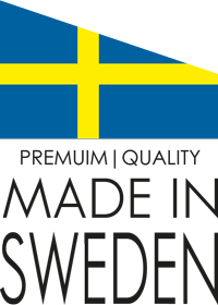 Premium Quality Made in Sweden