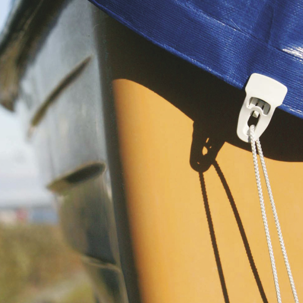 Holdon Clips Securing Boat Covers