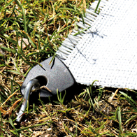 Use the neat Holdon MINI clips for RV awnings & patio mats