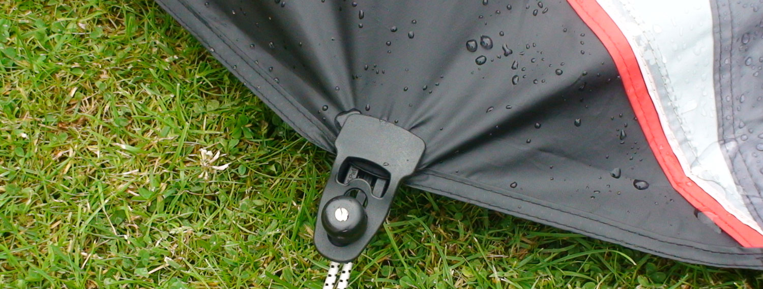 Holdon Midi Clips for camping awnings and patios