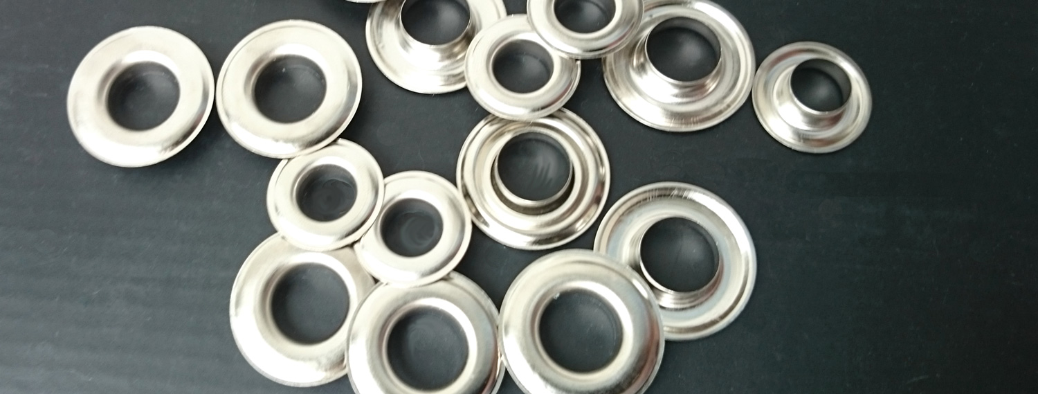 Brass Metal Nickel Eyelets